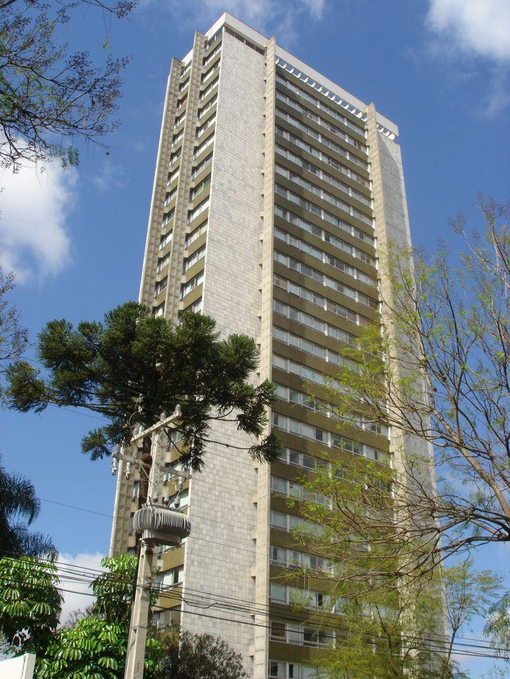Continental Tower - Jaime Wasserman/ Curitiba - Brazil photo @brodeschi_architecture