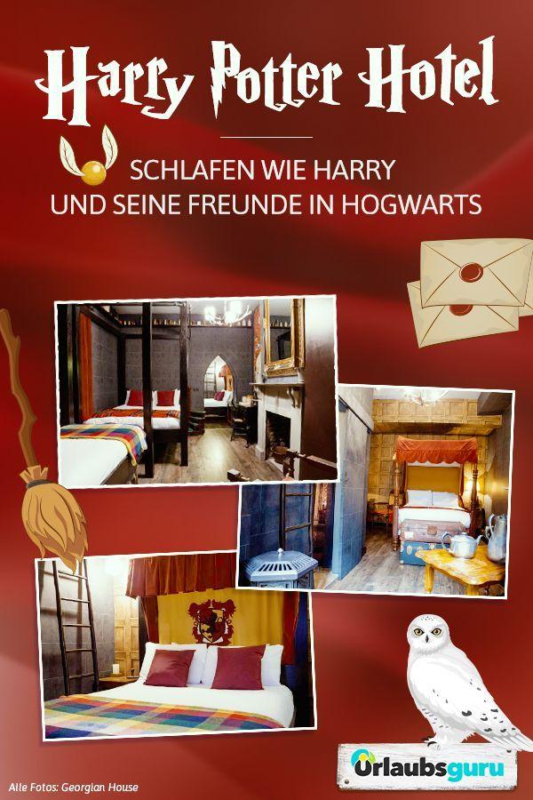 In London Gibt Es Ein Harry Potter Hotel In Dem Ihr Euch Fuhlen Konnt Als Wart Ihr Einen Teil Der Magische Harry Potter Tour London London Urlaub Urlaubsguru