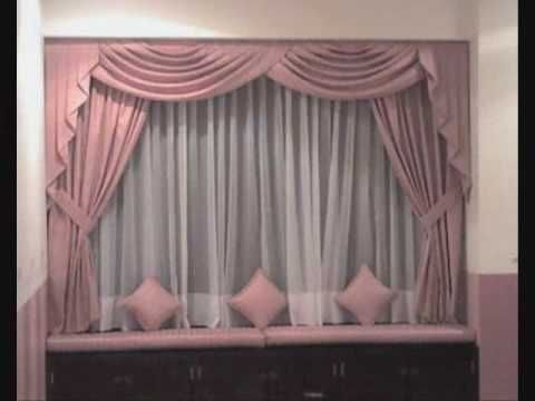 17 best images about cortinas on pinterest window for Bases para colgar cortinas