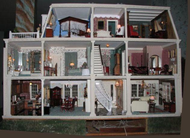 229 Best Miniature Dollhouses Images On Pinterest Doll