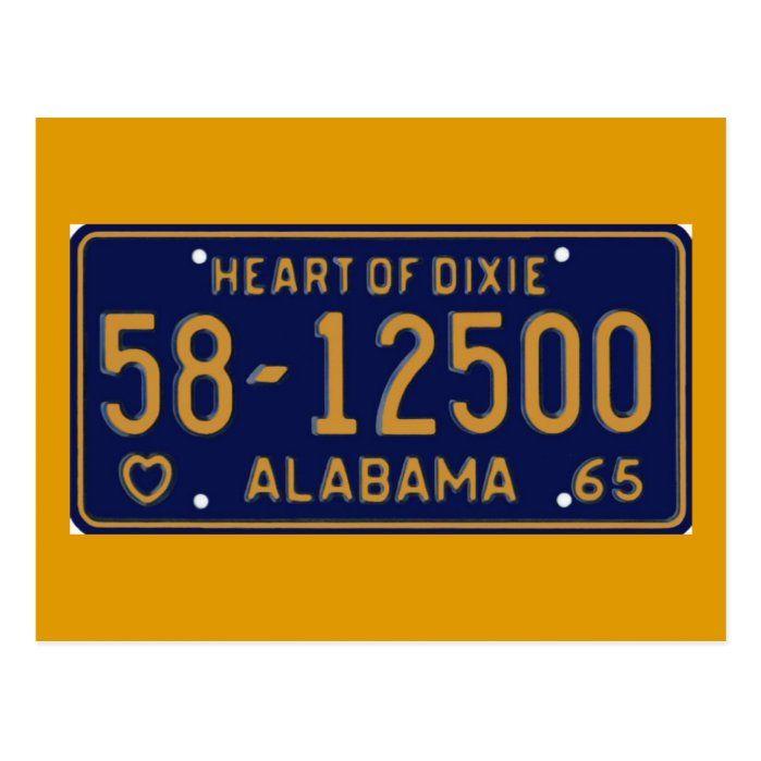 Al65 Postcard Zazzle Com In 2021 Postcard Postcard Size Shelby County
