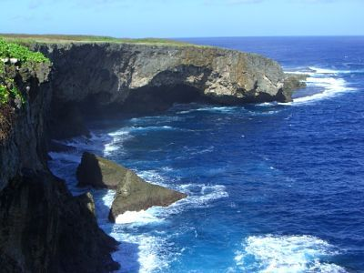 how to get to saipan from australia