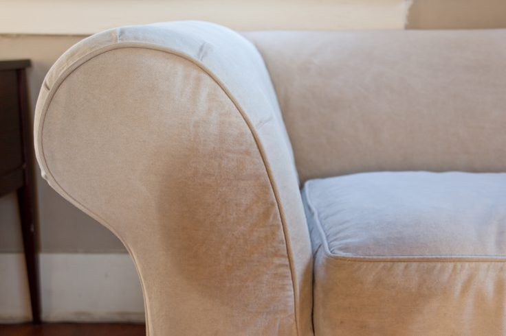 how to clean odor from couch