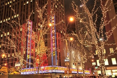 M2M NYC Tours | Radio City at Christmas
