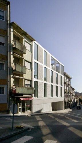 Sao Cirlo Community Center / Nuno Valentim Arquitectura