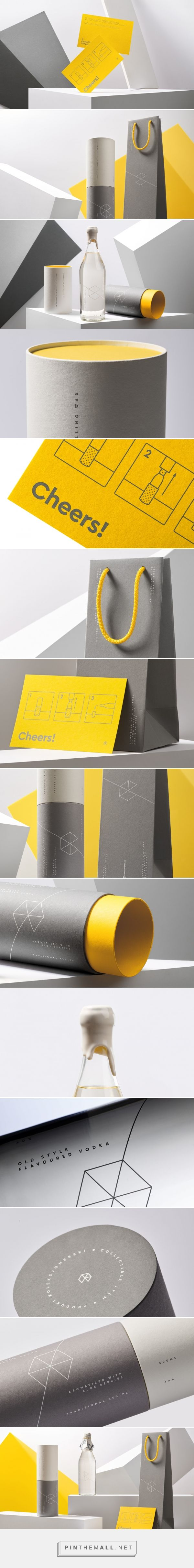 Google Campus: Old Style Flavoured Vodka packaging design by Redkroft - http://www.packagingoftheworld.com/2017/03/google-campus-old-style-flavoured-vodka.html