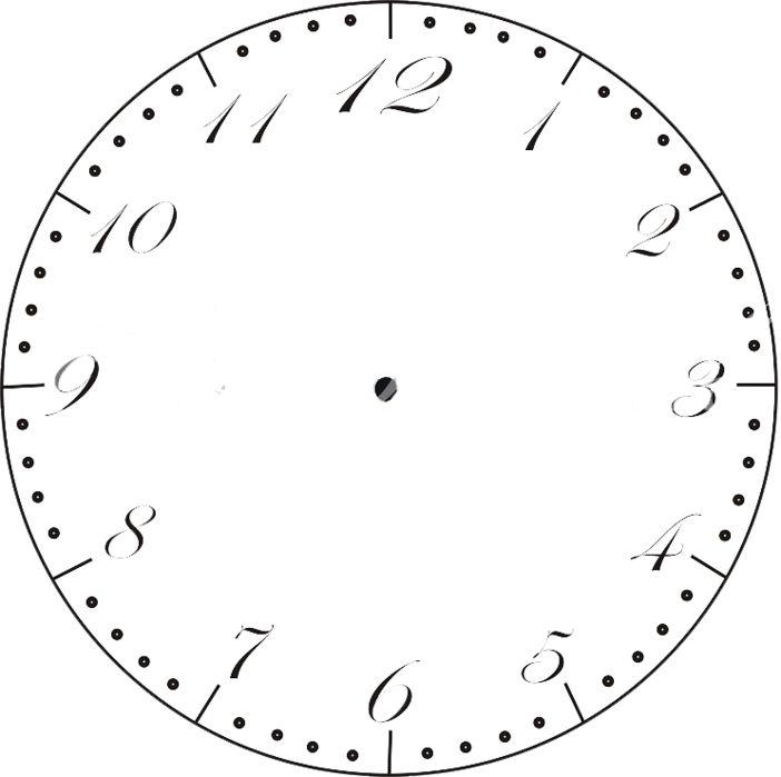 Uhr ohne zeiger vorlage  224 besten Hodiny Bilder auf Pinterest | Ausmalbilder, Ausmalen ...