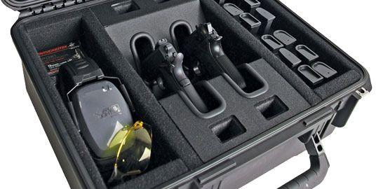 Prepper Handgun Case