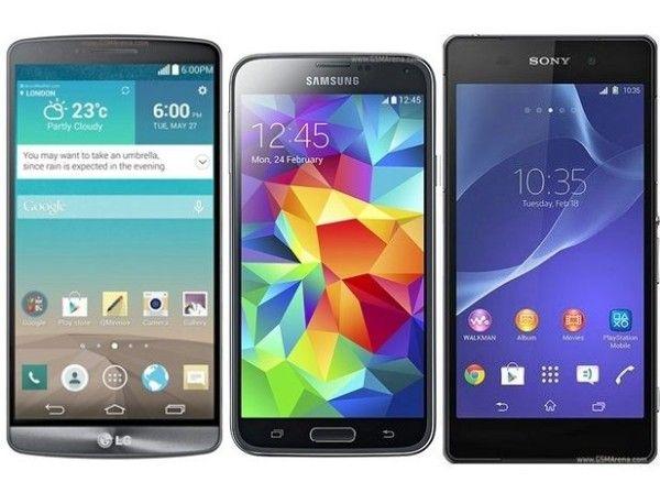 LG G3 vs. Sony Xperia Z2 vs. Samsung GALAXY S5 Kamera-Vergleich  #lgg3 #samsunggalaxys5 #sonyxperiaz2