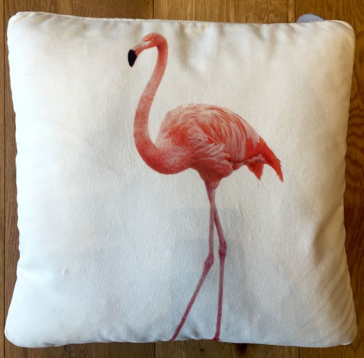 Cojin de Flamingo