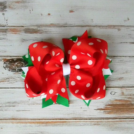 Christmas hair bow, Girls hair bows, Boutique Hair bows, Big hair bow, Holiday, Red, Green, Headband, Hair bows, Girls hair accessory