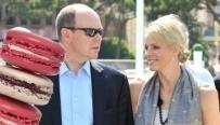Prince Albert de Monaco et Charlène Wittstock, mariage princier : So chic, même le coffret des macarons est à l'heure Monégasque !   meltyFashion