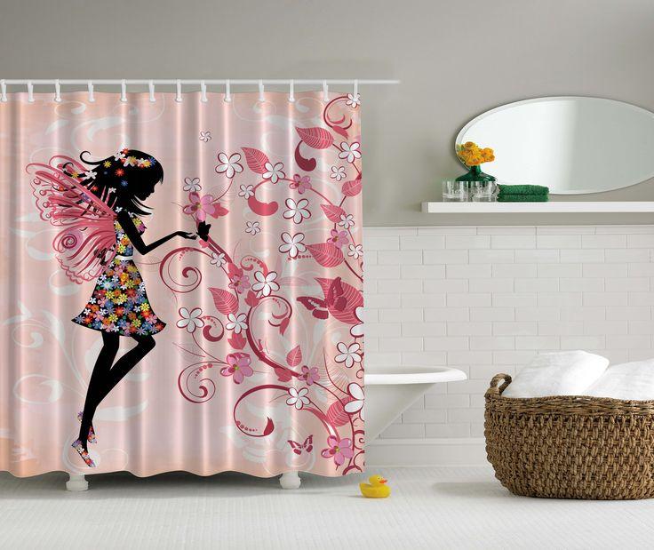 28 best Shower Curtains images on Pinterest | Bathrooms decor ...