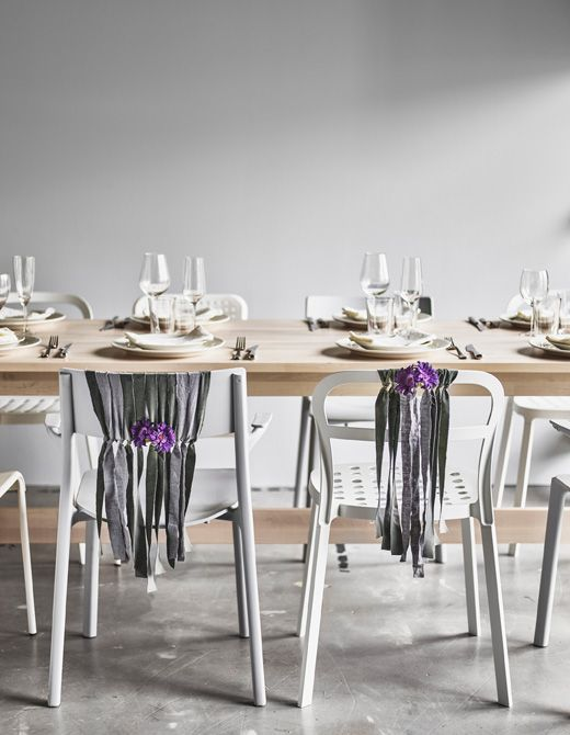 fabulous affordable ides dco pour sublimer une fte with ikea idee deco with ides dco studio