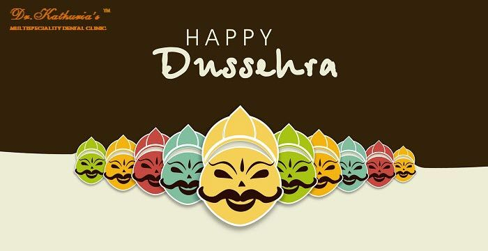 Wishing You All A Fun Filled Dussehra. #HappyDussehra