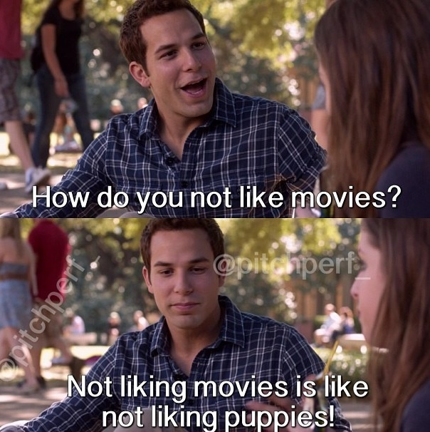 Hilarious Quotes From Pitch Perfect Pitch Perfect Q...