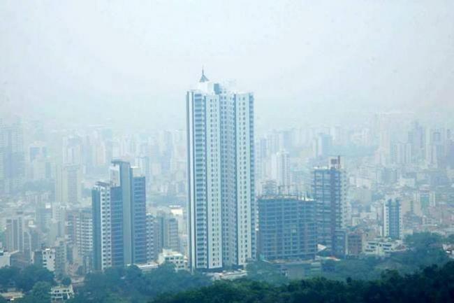 Marzo, el mes que puso en 'jaque' la calidad del aire en Bucaramanga