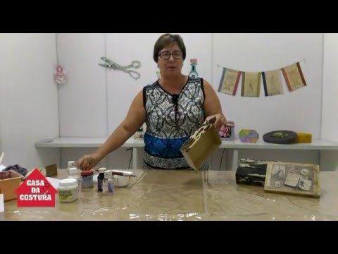 Patina Peruana Passo a Passo - YouTube
