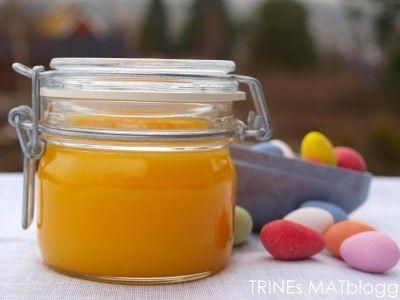 Lemon curd - sitronkrem » TRINEs MATBLOGG