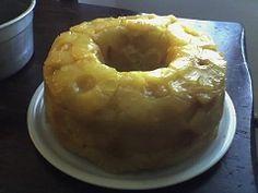 torta all'ananas....nel versilia