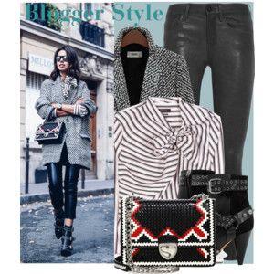 Blogger Style: Pattern Mix