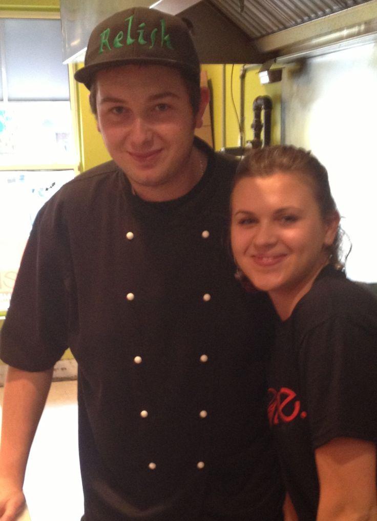 Chef Addy and Alena