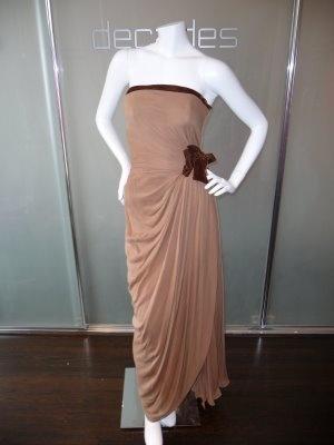 Norman biltz cocktail dress