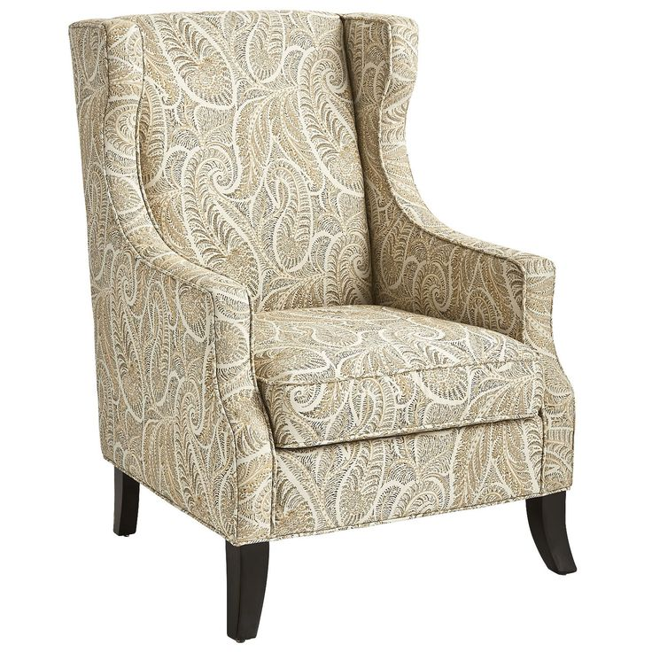 45 best images about living room ideas on pinterest for Wing chairs for living room