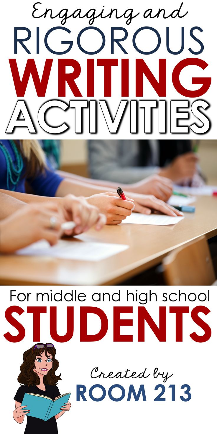 skit writing activity for high school