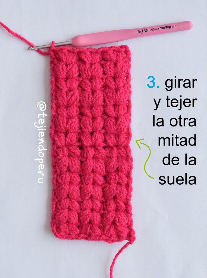 Vistoso Patrón De La Bufanda De Crochet Agudos Colección de Imágenes ...