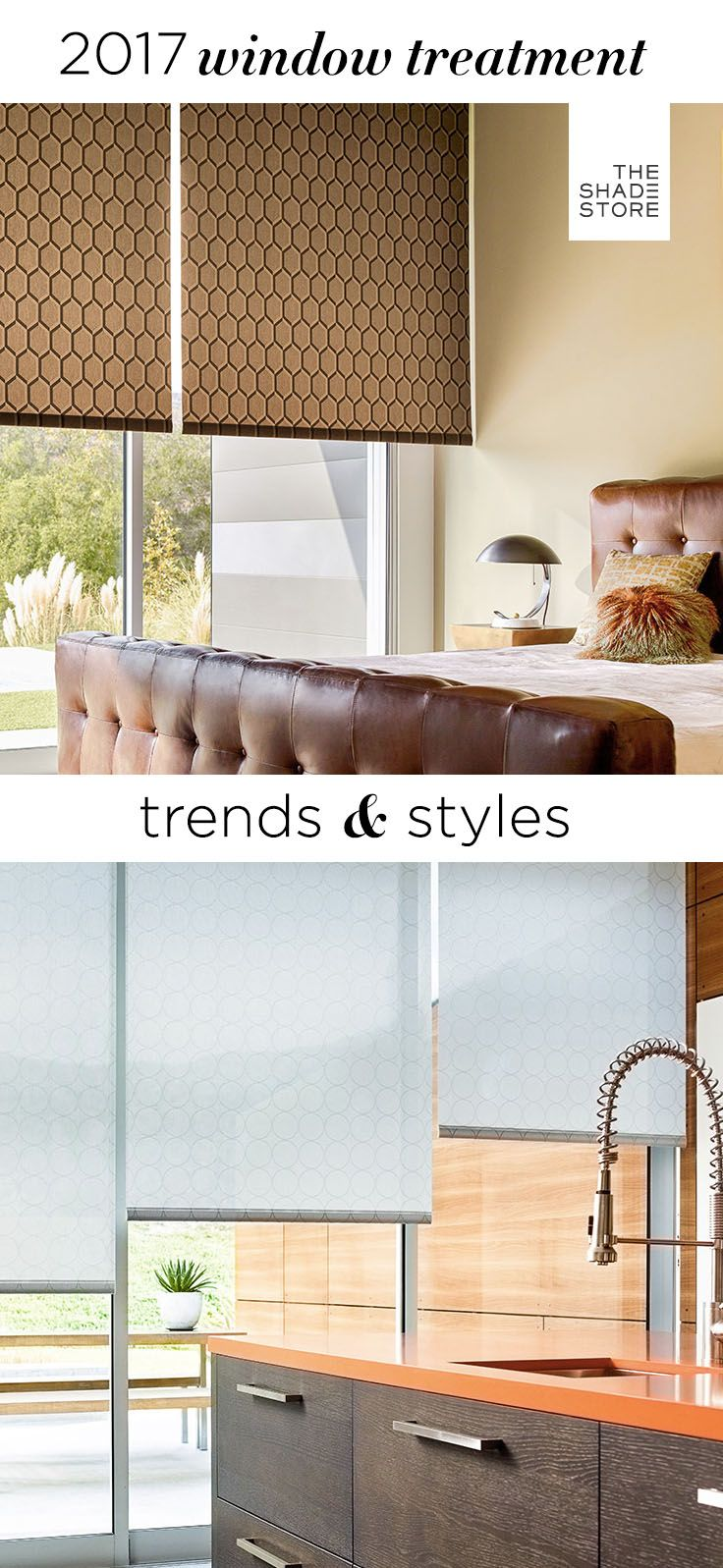 2017 Window Treatment Trends: Popular Styles