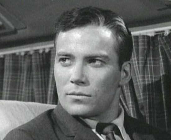 William Shattner Twilight Zone Episode: Gremlins