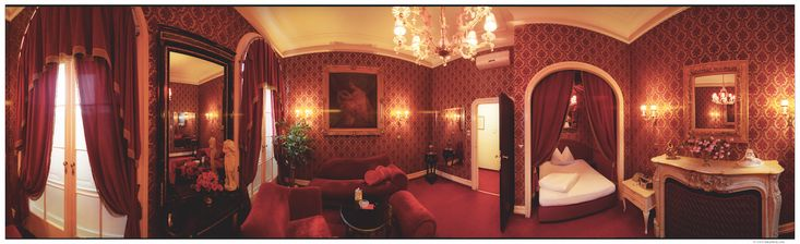 Discretion and privacy are paramount at the Hotel Orient – Vienna's time-honored…
