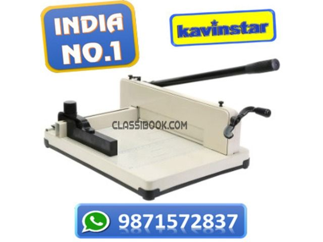 listing PAPER CUTTER MACHINE PRICE IN DELHI is published on FREE CLASSIFIEDS INDIA - http://classibook.com/tools-machinery-industrial-in-new-delhi-50183