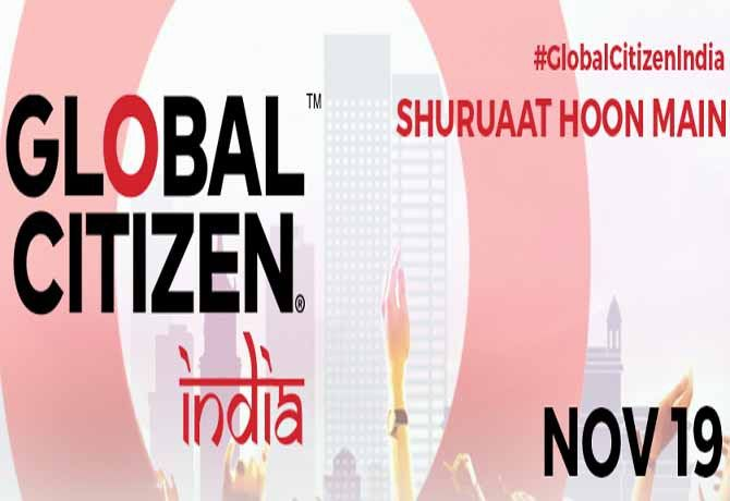 Leaked: The Full Schedule Of Global Citizen Festival, Mumbai. Read On! #Coldplay #ChrisMartin #GlobalCitizenFestival #GlobalCitizenIndia #Mumbai #ColdplayConcert #Bollywood #India