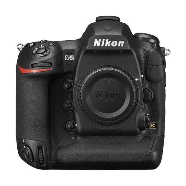 Nikon D5 DSLR XQD Camera Body