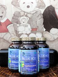 Fermented Cod Liver Oil, Blue Ice Raw Fermented Cod Liver Oil