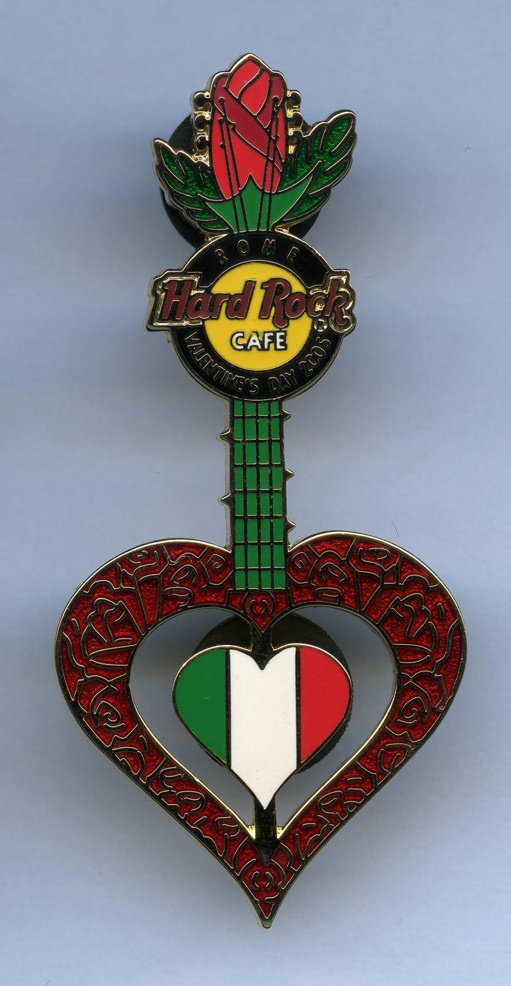 Pin Hard Rock Cafe Amsterdam