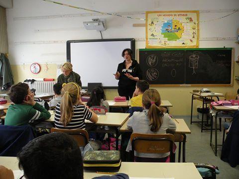 6/4/2017. Scuolartigiana, Lezione su oreficeria con Silvia Burzi di Goku Gioielli