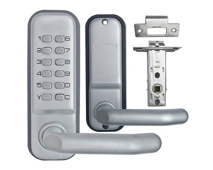 (66.30$)  Watch more here - http://ai2vv.worlditems.win/all/product.php?id=32793147954 - mechanical door locks Keyless Digital Machinery Code Keypad Password Entry Door lock The 2th generation of  NSD-TL-OS209A