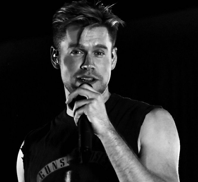 Chord Overstreet  Live in concert