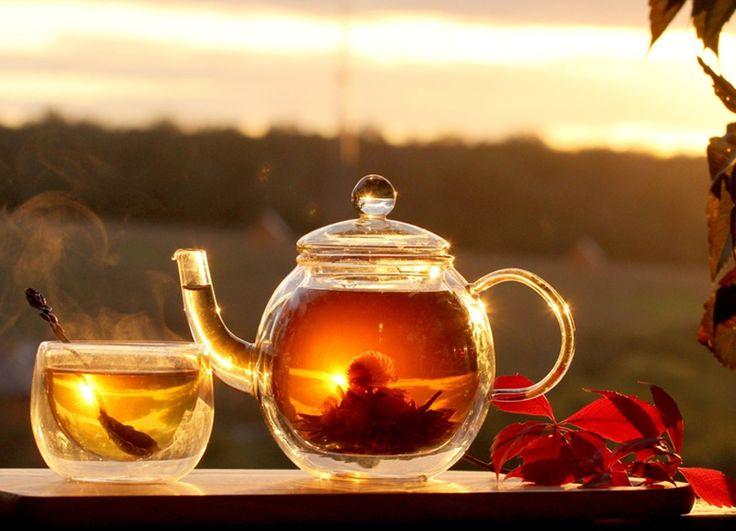 Tea time - vreme je za čaj