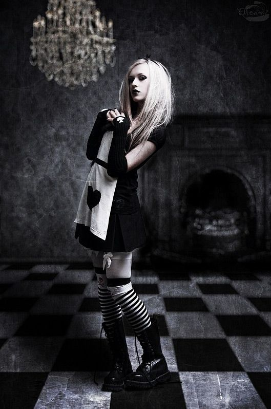 Why do people are drawn into the gothic culture?