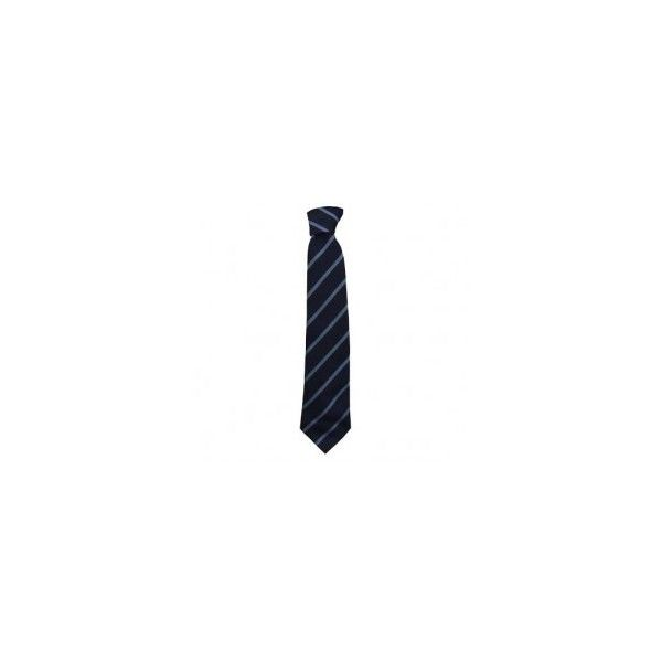 Aitken & Niven - Belhaven Hill School Tie (£3.60) ❤ liked on Polyvore featuring accessories, tie and st trinians