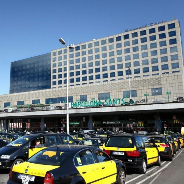 #Barcelona #Taxis