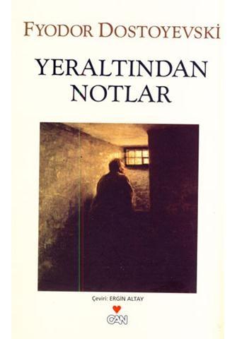 fyodor dostoyevski - yeraltından notlar