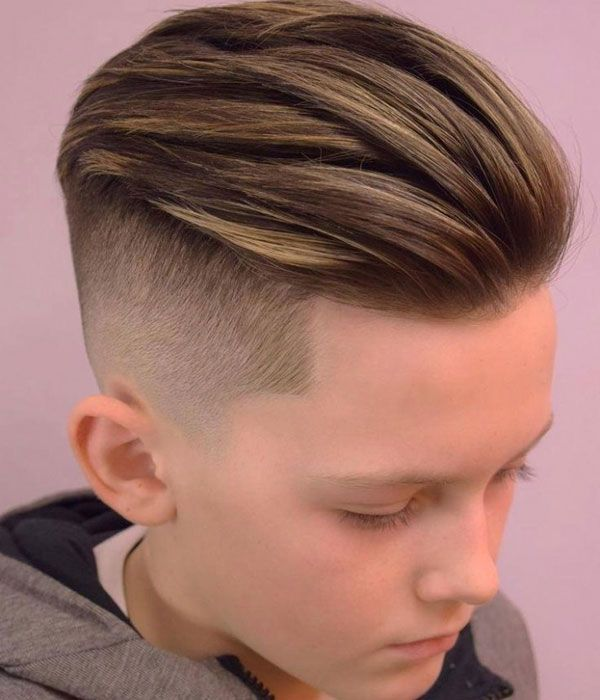 Die besten frisuren jungs