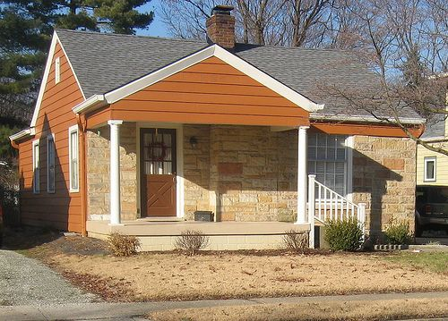 orange house in 2019 dream home outdoors pinterest orange house house and paint your house