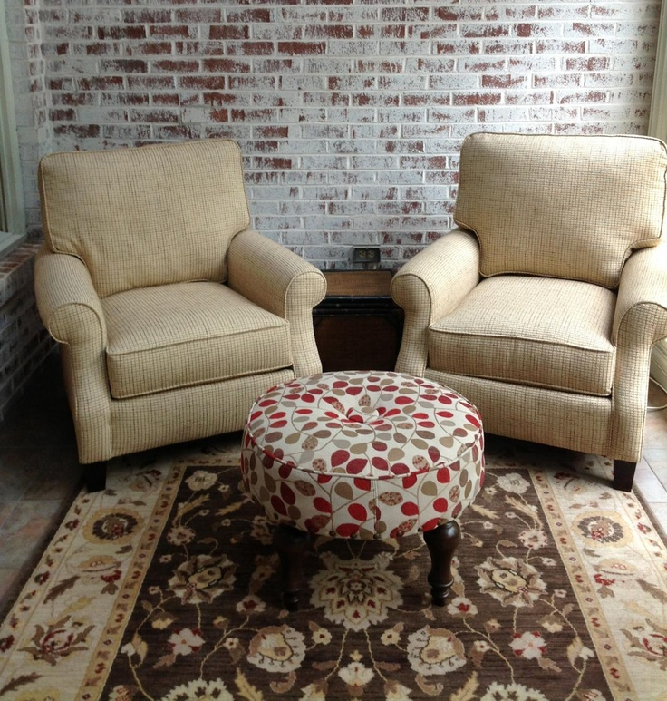 Clayton Marcus Chandler Chairs And King Hickory Buy The Inch Ottoman