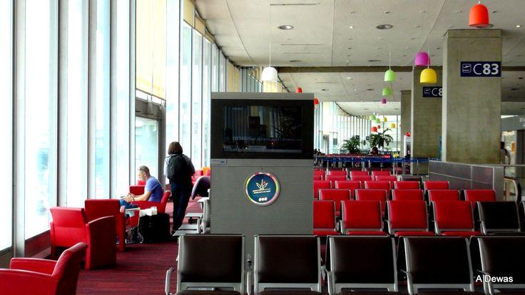 Charles De Gaulle Emirates A380 Terminals 2014
